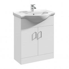 Mayford 650mm Floor Standing Cabinet & Basin 1