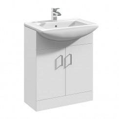 Mayford 650mm Floor   Standing Cabinet & Basin 2