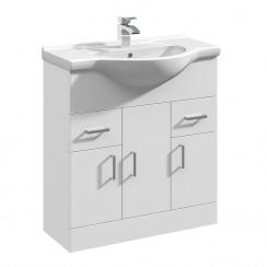 Mayford 750mm Floor Standing Cabinet & Basin 1
