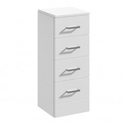 Mayford Floor Mounted 4 Drawer Unit