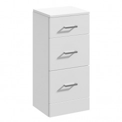 Mayford  Floor Mounted 3 Drawer Unit