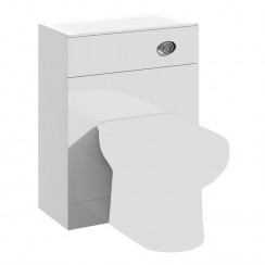 Mayford 600mm WC Unit - 330mm Deep