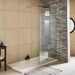Wetroom Screen 700 x 1850mm