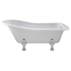 Brockley Freestanding Bath - Pride Leg Set (1500mm)