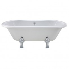 Kingsbury Freestanding Bath - Pride Leg Set (1500mm)