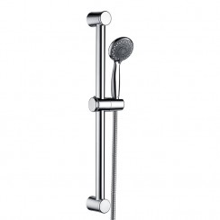 Round Slider Shower Rail Kit