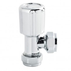 Radiator Valves Angled (pair)