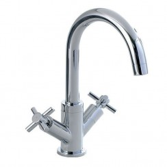 Series Thirteen Kitchen Tap, Brushed Steel