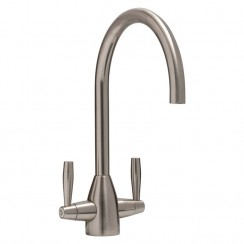 Series Fourteen Kitchen Tap, Brushed Steel