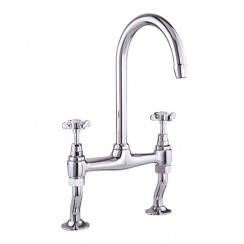 Series Fifteen Kitchen Tap, Chrome