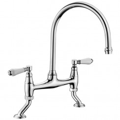 Series Sixteen Kitchen Tap, Chrome
