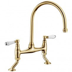 Series Sixteen Kitchen Tap, Gold