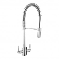Series Twenty Four Pull Out Hose Kitchen Tap Chrome