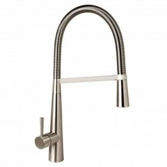 Series 9 Kitchen Tap, Brushed Steel
