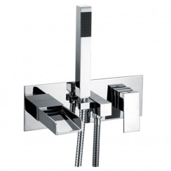 Shorditch Wall Mounted Bath Shower Mixer Tap