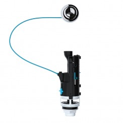 Skylo Dual Flush Valve (Long Cable)