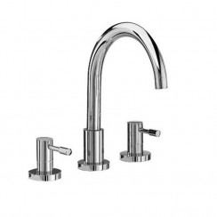 Soho 3 Hole Basin Tap