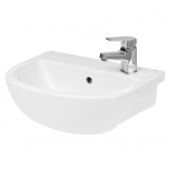 Hudson Reed - Oculus 400mm Semi Recessed Basin - SRB002