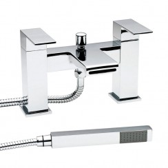 Strike Waterfall Bath Shower Mixer Tap