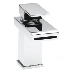 Strike Waterfall Mono Basin Mixer Tap