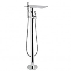 Waterfall Floor Standing Bath Shower Mixer Tap