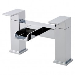 Strike Open Spout Bath Filler Tap
