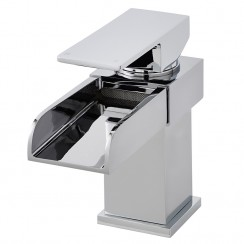 Strike Open Spout Mono Basin Mixer Tap