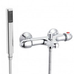 Premier Thermostatic Bath Shower Mixer Tap
