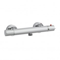 Slimline Thermostatic Shower Bar Valve