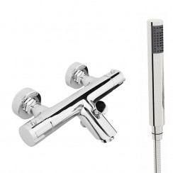 Thermostatic Bath Shower Mixer Tap