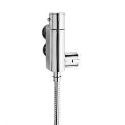 Vertical Thermostatic Shower Bar Valve