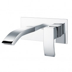 Chelsea Wall Mounted Basin Tap 1