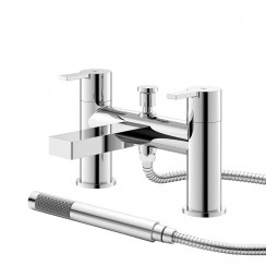 Willow Bath Shower Mixer Tap