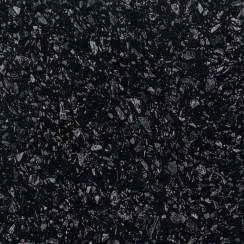 Black Astral Quartz Laminate Worktop 2000 x 365mm