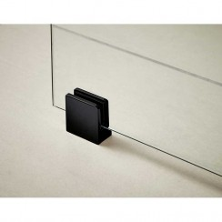 Wetroom Support Foot & Wall Bracket