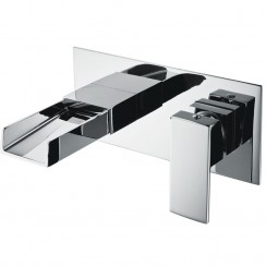 Kensington Wall Mounted Basin Tap
