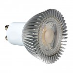 Warm White Dimmable COB LED Lamp
