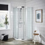 Ella 900mm Quadrant Shower Enclosure