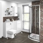Hudson Reed Complete Gloss White Combination Furniture Suite