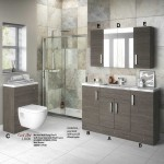 Complete Grey Avola Fitted Furniture Suite