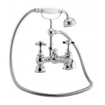 Beaumont Luxury 3/4 Deck Bath Shower Mixer Tap