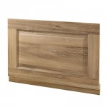 Old London Natural Walnut Traditional End Bath Panel - 800mm