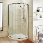 Pacific 860mm Single Entry Quadrant Shower Enclosure