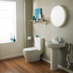 Provost Semi Flush to Wall Pan & Cistern