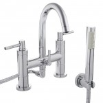 Tec Lever Bath Shower Mixer Tap